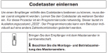 Codeschalter EasyControl EC611