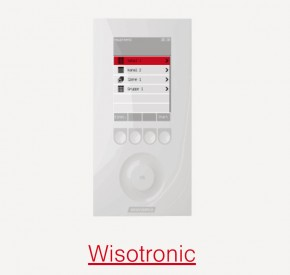 Wisotronic 1-Kanal weiss 1002733